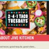 Mexican night 2-4-1 at Jive Kitchen