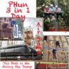 PHun Adrenaline 3 in 1 event - Air Jump, Climb, 3G Swing